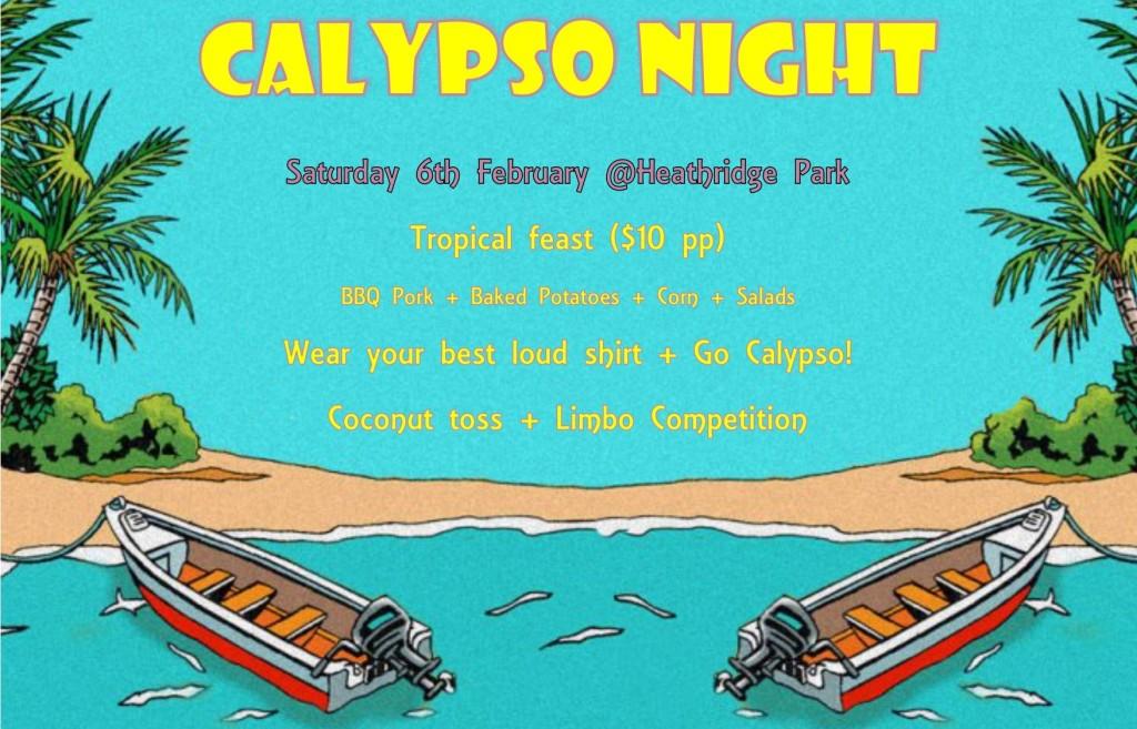 calypso flyer